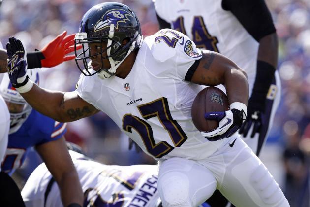 Push Panic Button on Ravens' Run Game