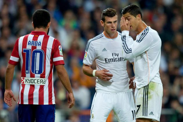 Replacing Mesut Ozil Proving a Process for Disjointed Real Madrid