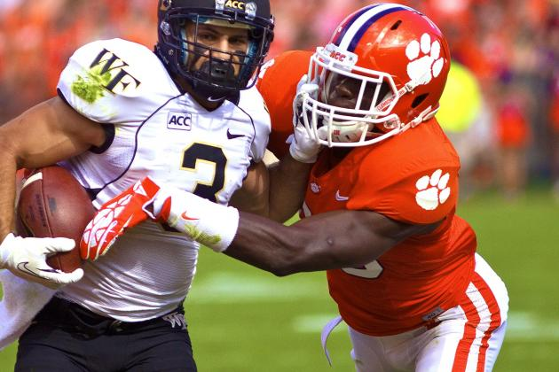Clemson Football: Is the Tigers' Defense BCS Title-Worthy?