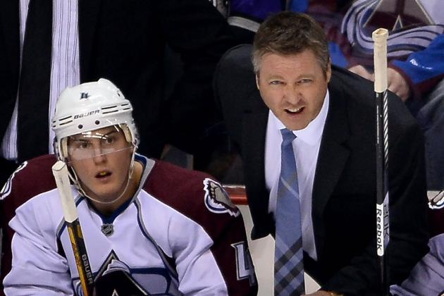 Patrick Roy Says Avalanche Not Interested in Making Trades Right Now