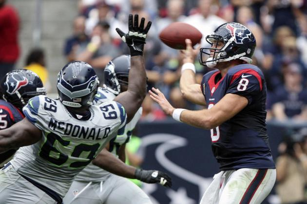 Texans Reportedly Have out for Schaub's Contract Extension