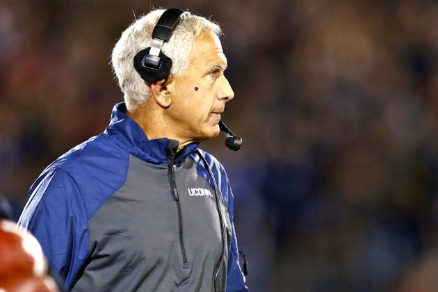 Paul Pasqualoni Fired as UConn Football Coach