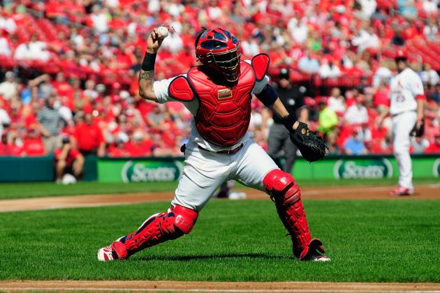 St. Louis Cardinals Need Yadier Molina for Successful Postseason