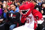 Raptors Partnering with Drake to Rebrand Franchise