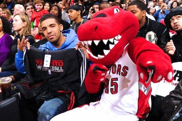 Toronto Raptors Will Reportedly Partner with Drake to Rebrand Franchise