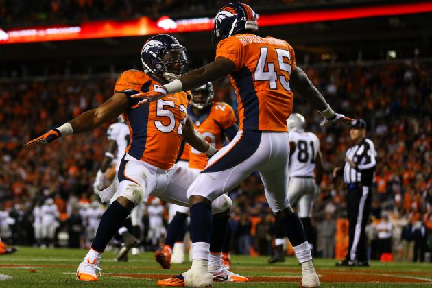 Broncos Defense Adjusts to Shut Down Eagles, Michael Vick