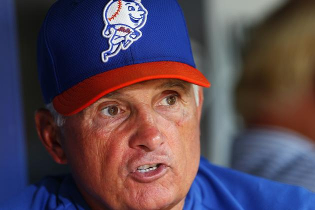 Mets Officially Sign Collins to 2-Year Extension