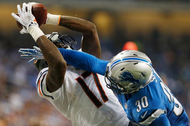 Alshon Jeffery's Updated 2013 Fantasy Outlook Heading into Week 5
