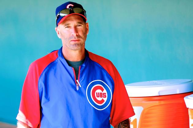 Dale Sveum Fired as Chicago Cubs Manager