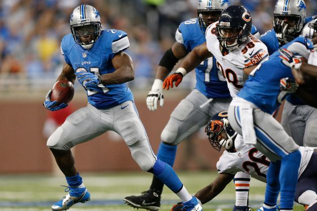 Game Notes: Detroit Lions Week 4 Victory Against the Chicago Bears
