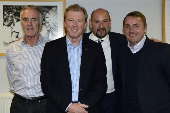 Derby County Announce McLaren as New Manager