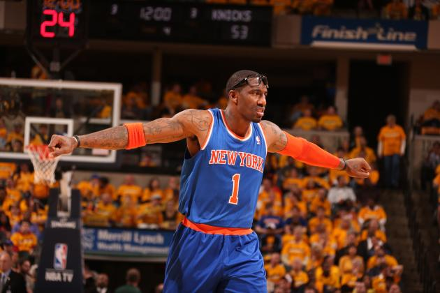 Amar'e Stoudemire Injury Highlights Massive Health Questions for NY Knicks