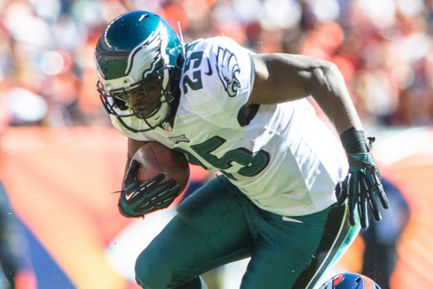 Yards Not Adding Up to Points for Eagles
