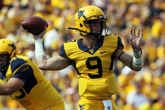 The Long, Weird Journey to Relevance for West Virginia QB Clint Trickett