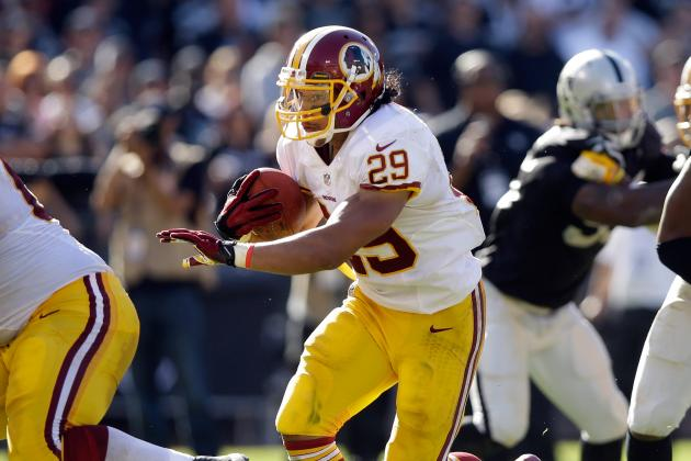 RG III, Roy Helu Spark Second Half