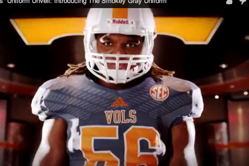 Tennessee's New Smokey Look