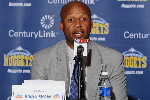 Survival Shaped New Nuggets Head Coach Brian Shaw