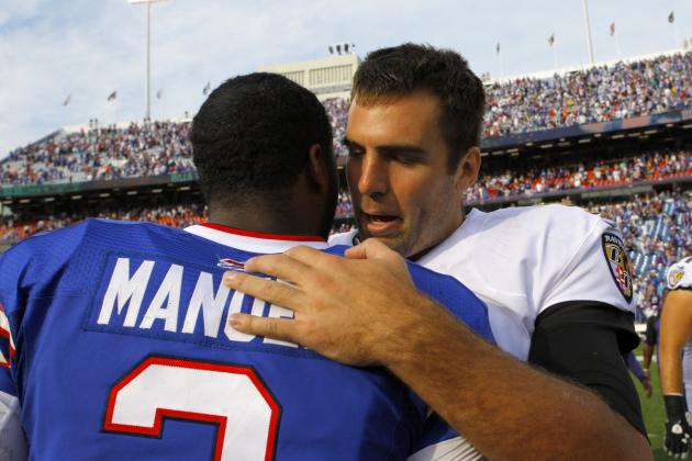 EJ Manuel: 'We Beat a Great Team Today'