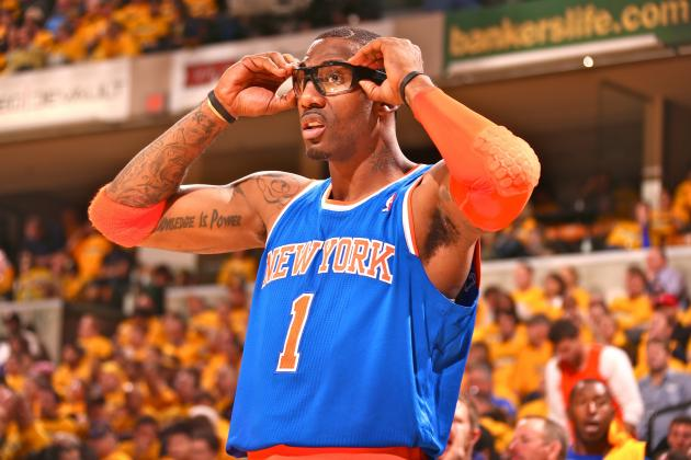 Amar'e Stoudemire Reportedly Underwent Secret Knee Surgery in July