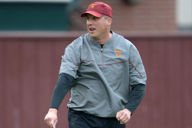 Clay Helton in Sole Control of Trojan Offense Moving Forward