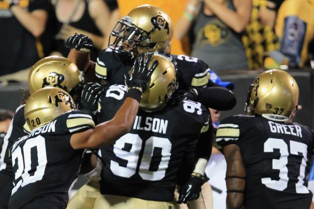 Colorado Opens as 38-Point Underdog to Oregon