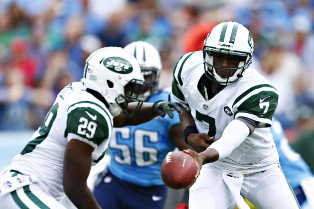 "Rex Ryan: ""Not a Thought"" About Benching Geno Smith"