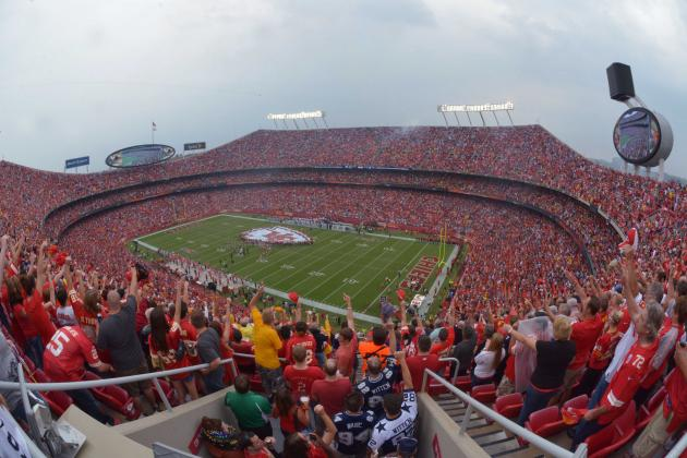 KC Chiefs Take Aim at Crowd Noise Record
