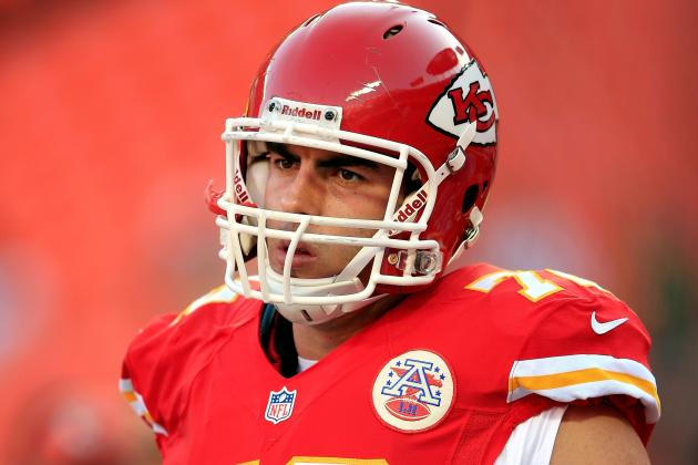 Kansas City Chiefs OT Eric Fisher Suffers Concussion