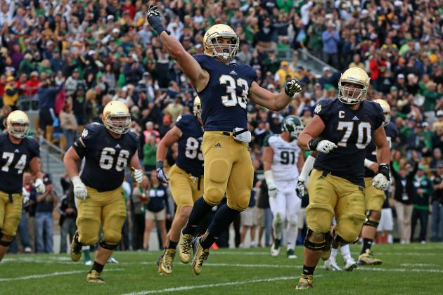 What Notre Dame Must Do to Return to Excellence in 2014
