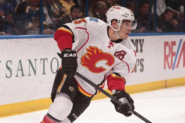 Flames announce 2013-14 roster