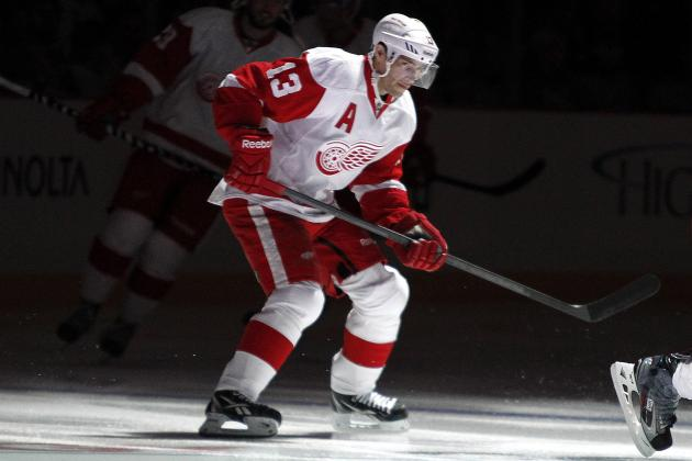 Datsyuk, Zetterberg Ranked Among Top 12 Players in NHL