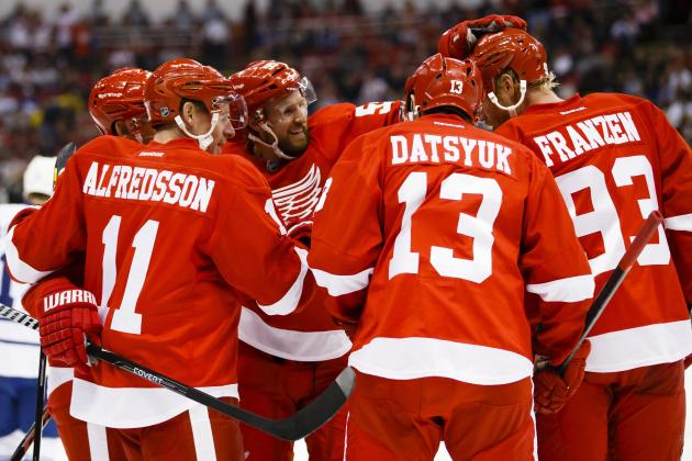 Wings Expect More Dynamic Power Play with Additions