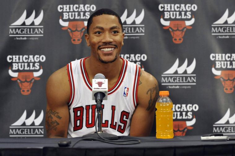Derrick Rose's Ultimate Training Camp Checklist for 2013-14 Season