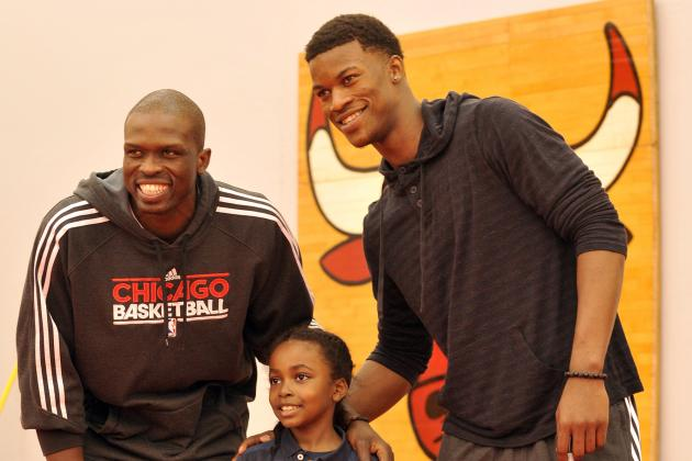 Why Jimmy Butler's 2013-14 Season Will Define Luol Deng's Future with Bulls