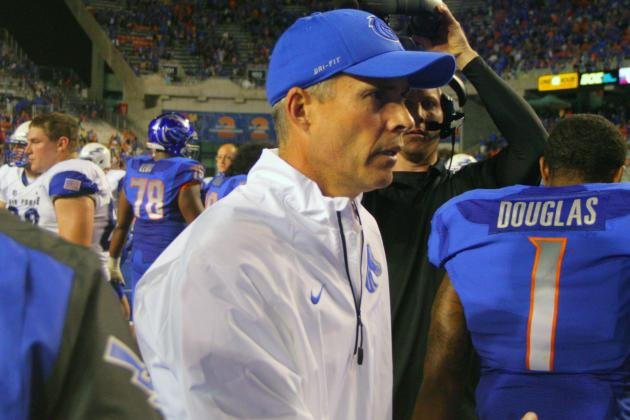 Report: Boise State Coach Chris Petersen 'Looking for a Change'?