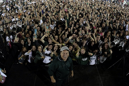 3,000 Students Turn out for MSU's Annual Izzone Campout (PHOTOS)