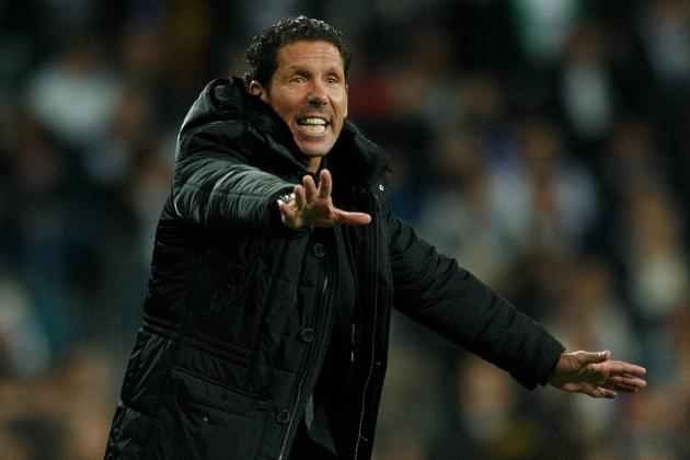 David Beckham's Nemesis Diego Simeone Gives Atletico Madrid an Edge