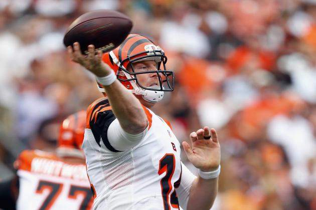 Bengals Have Personnel to Run a Balanced Offense, so What's the Problem?