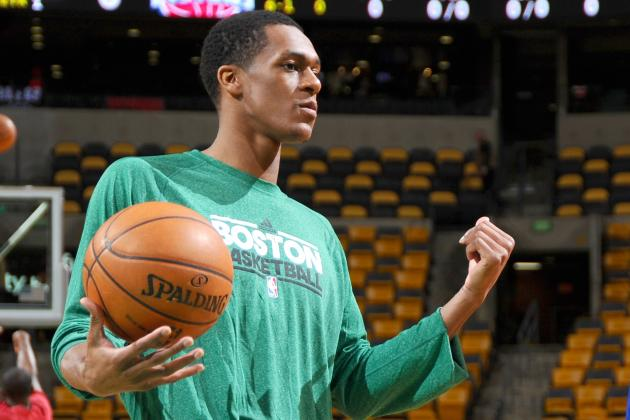 Rondo Says He and Stevens 'Have Become Best Friends'