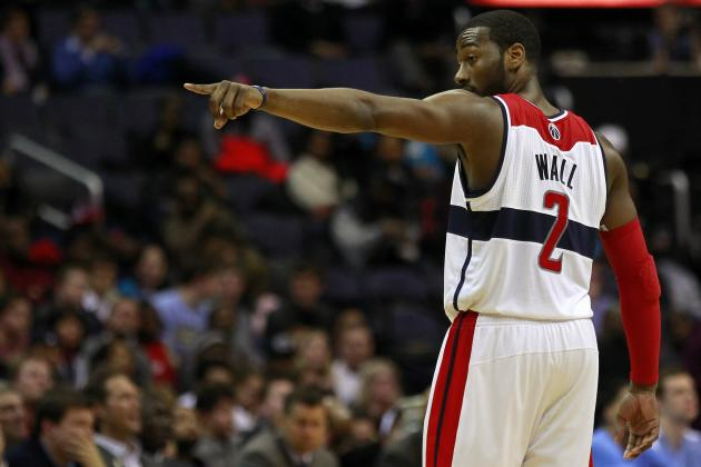 Blueprint for John Wall to Blossom into an Elite NBA Point Guard in 2013-14