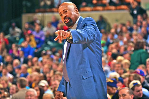 Knicks' Public Commitment to Mike Woodson Is Another Empty James Dolan Promise