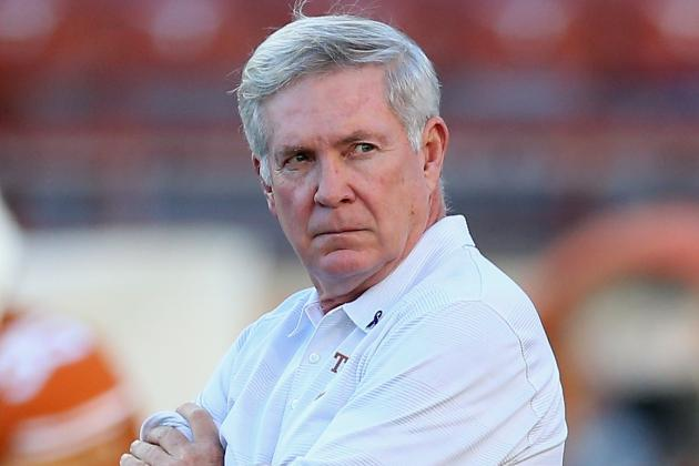Mack Brown Must Be Fired as Head Coach of Texas Football