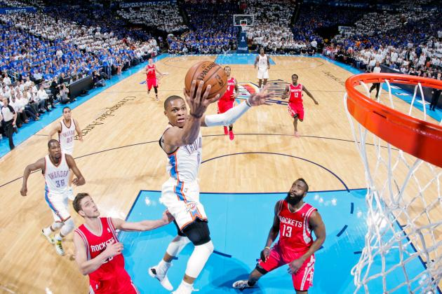 Why a Healthy Russell Westbrook Is the Key to Oklahoma City Thunder's Season