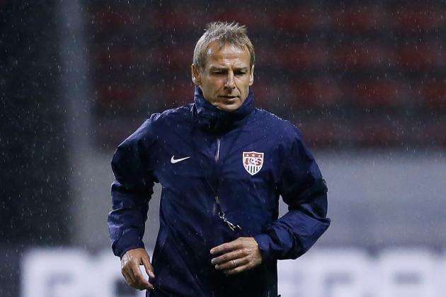 USMNT Set to Play Friendly in Austria; U.S. Soccer Financial Figures