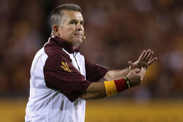 Notre Dame Game Has High Recruiting Stakes for Arizona State