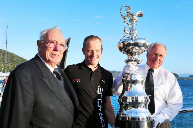 Australia's Hamilton Island Yacht Club Confirmed as Challenger of Record