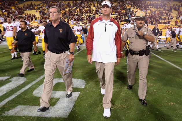 Why Does Lane Kiffin Always Seem to Have Messy Football Divorces?