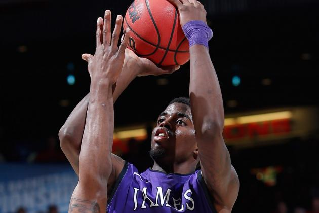 James Madison Guard Andre Nation Suspended 1st 15 Games of Season