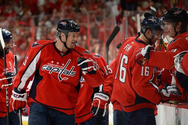 Washington Capitals Players Most Likely to Be Traded in 2013-14
