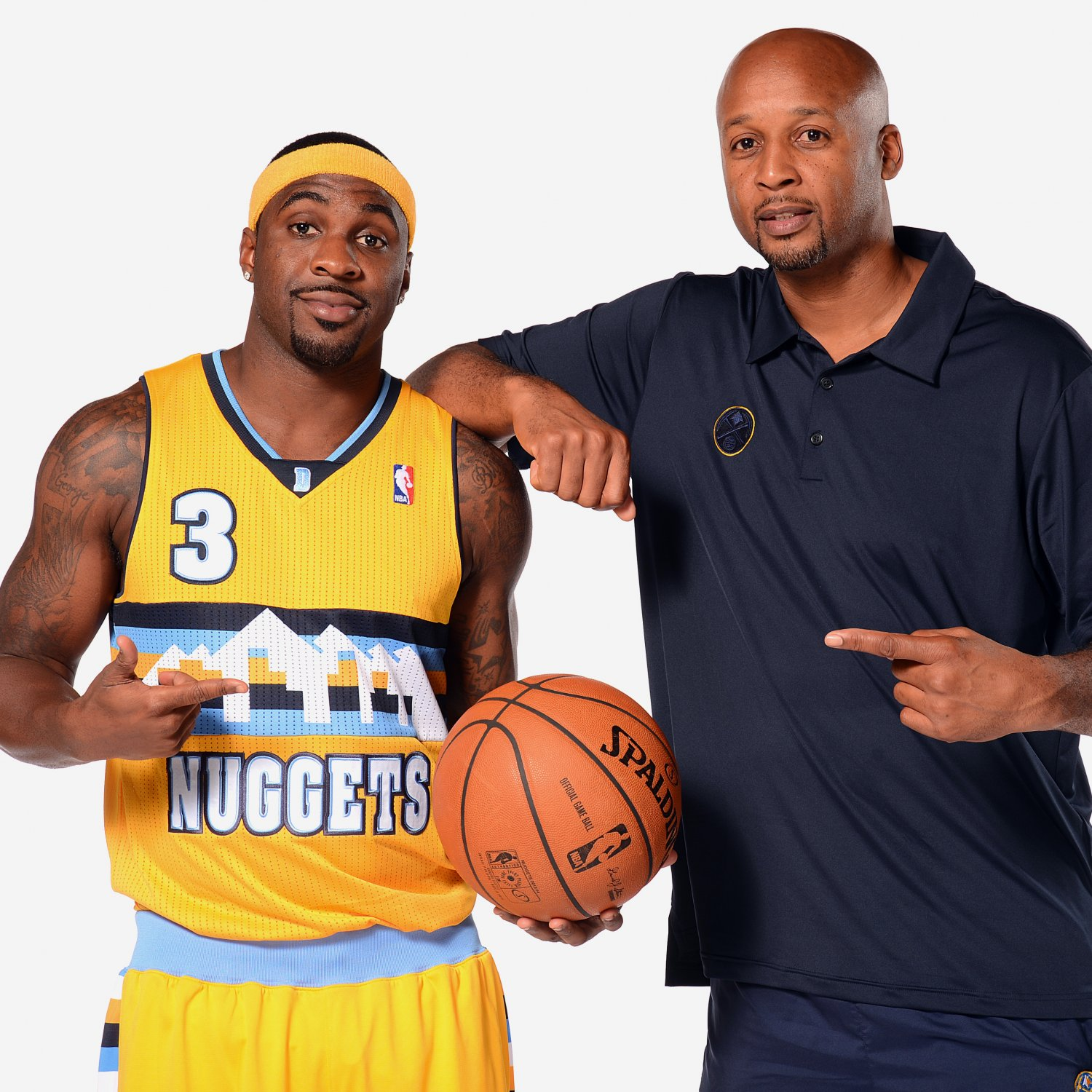 Denver Nuggets Media Day 2013: Photos, Interviews And